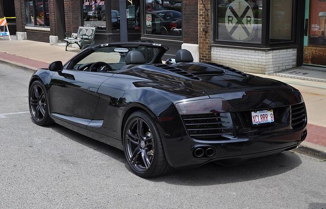 kabriolet Audi