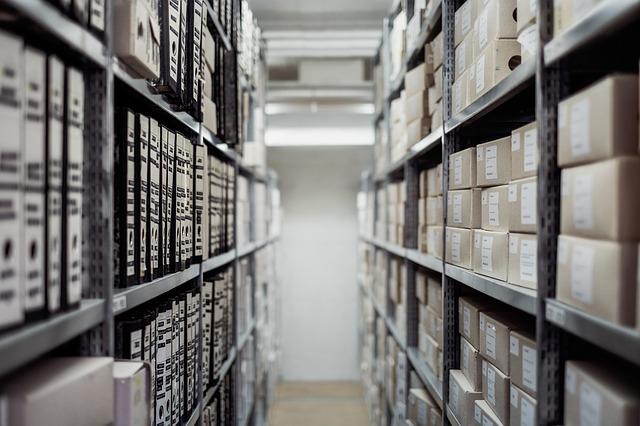 Archiv dokumentů