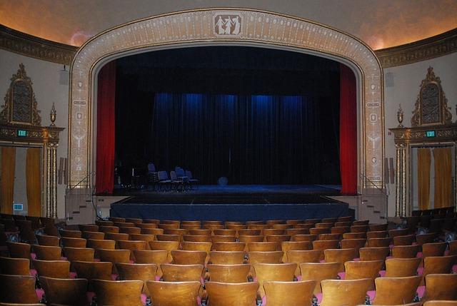 Pohled do divadelního sálu